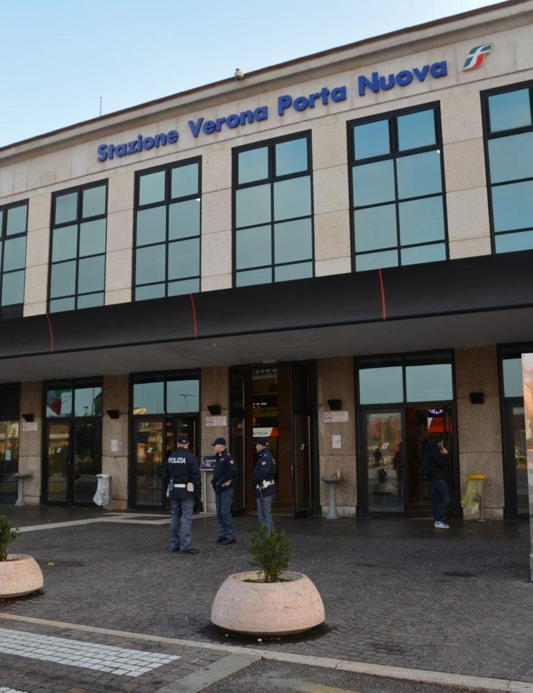 Verona – Rintracciata dalla Polizia di Stato minorenne scappata di casa
