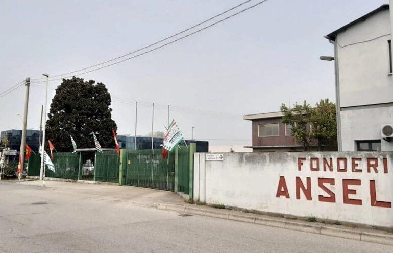 Fonderie VDC (ex Anselmi): Prosegue confronto in Regione su rilancio, siglato accordo su cassa integrazione