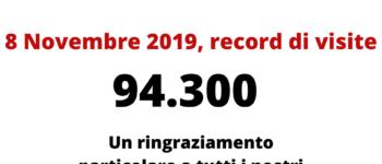Nuovo record di visite giornaliere per Il Giornale dei Veronesi