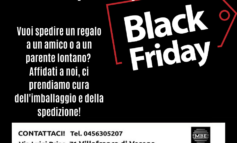 Preparati per il Black Friday! Affidati a MBE Villafranca