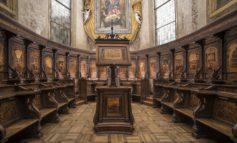 Cura e valorizzazione. Interventi di conservazione sul Coro ligneo di Fra Giovanni
