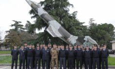 Al 3° Stormo si parla di tutela dell'ambiente e della salute e sicurezza dei lavoratori Due giornate dedicate ai comandanti dei reparti dell'Aeronautica Militare