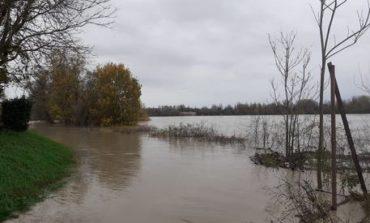 Meteo: livelli del Po in calo ma resta fino a  lunedì l'allerta nei comuni rivieraschi