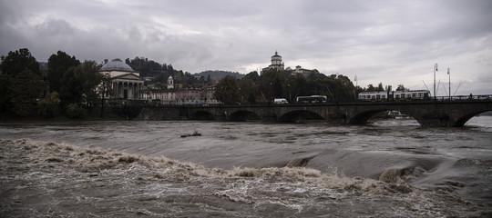 Meteo: ancora allerta arancione in Veneto per fiumi ingrossati. Stasera allarme per la piena del Po
