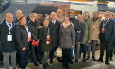 Salto di qualità del trasporto ferroviario regionale in Veneto: Consegnati a Venezia i primi nuovi treni Rock e Pop