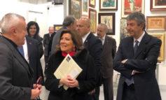 La presidente del Senato apre la 30^ ArtePadova in Fiera a Padova
