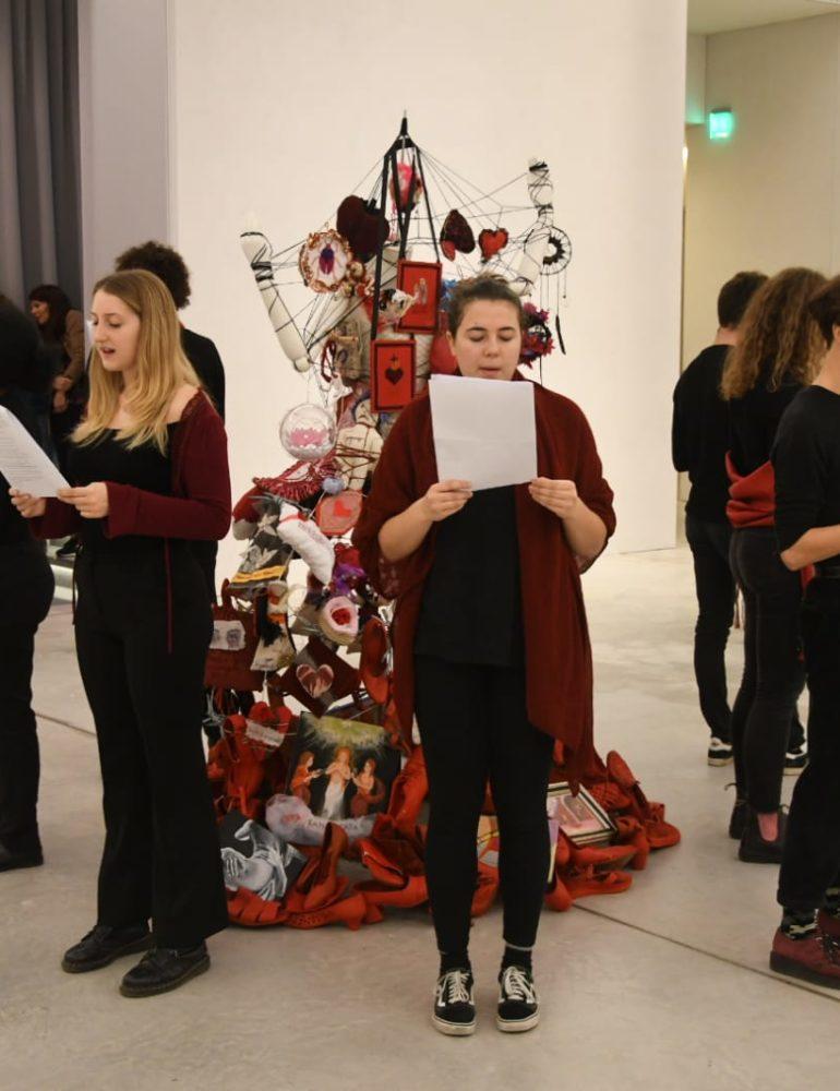 Novembre donna 2019: una serata di musica e parole con i licei di Venezia per dire no alla violenza sulle donne