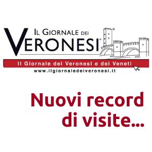 VIDEO – Nuovi record per Il Giornale dei Veronesi