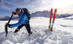 Montagna in sicurezza. Sulle Dolomiti venete aperto il campo di addestramento valanghe Arpav