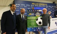 Hellas Verona FC. Presentata al Bentegodi la GLS-Christmas Cup: aiutiamo ABEO con lo sport!