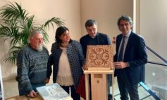 La Verona Minor Hierusalem dona alla città 'la scala' del mastro commacino Frans Ferzini