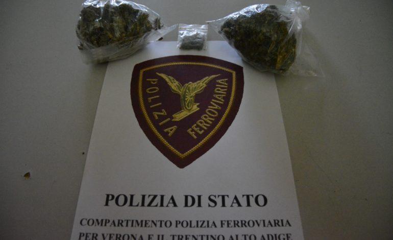 Stazione Ferroviaria di Verona Porta Nuova: i controlli straordinari della Polizia di Stato non si fermano in vista delle festività