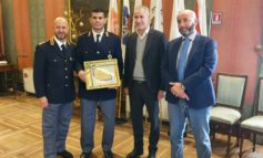Campione di judo e maestro di vita. Il Comune premia il poliziotto veronese Fernando Marverti