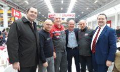 """Maschio Gaspardo: Presidente Zaia, """"Il rilancio dell'azienda è il più bel regalo di Natale, Regione Veneto investe in un progetto solido e nel territorio"""""""
