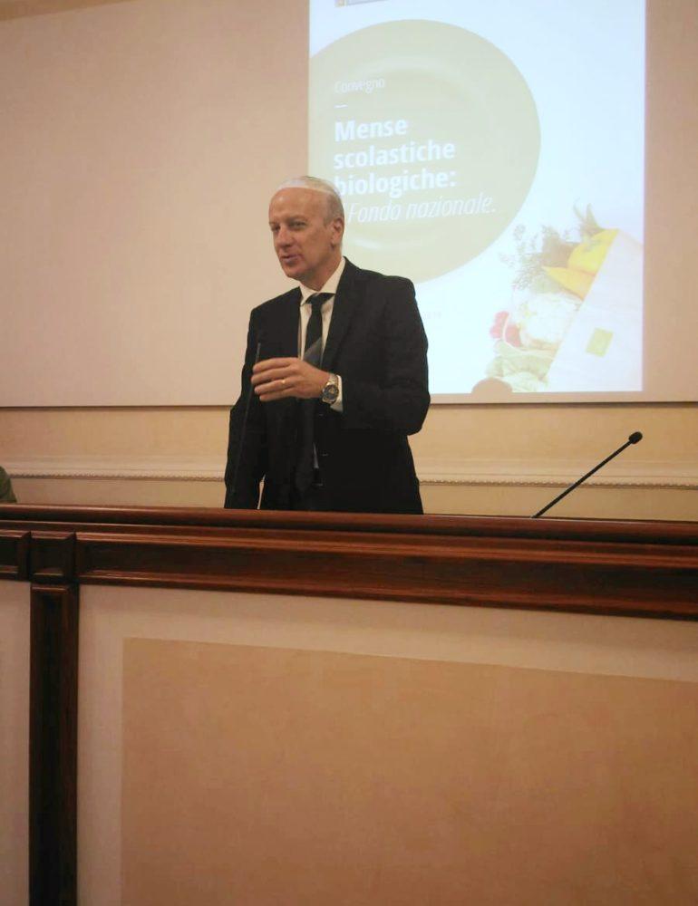 Mense scolastiche: Regione Veneto promuove il Bio, Assessore Pan invita scuole, comuni e aziende a utilizzare gli incentivi disponibili