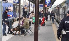 Verona. Controlli straordinari nelle stazioni ferroviarie d'Europa: il contributo della Polizia di Stato di Verona