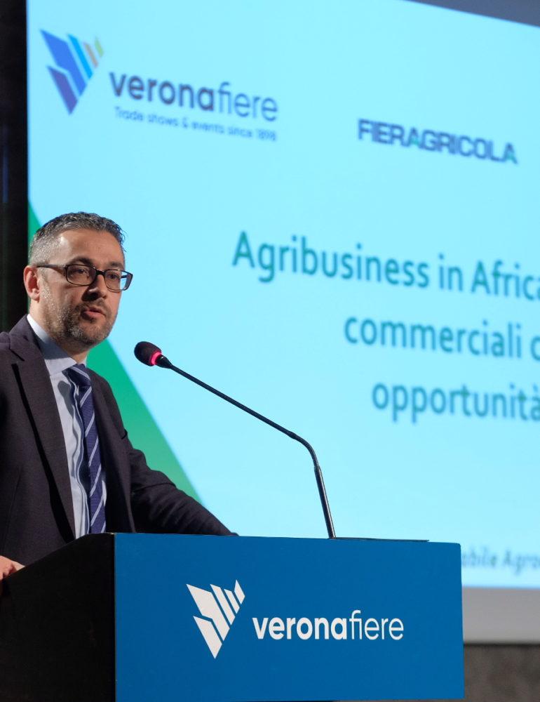 Bellanova: «Sì al Green Deal ma senza togliere i finanziamenti alla Pac. Fieragricola cuore pulsante dell'agricoltura internazionale»