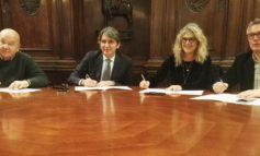 Sindaco e organizzazioni sindacali firmano un protocollo d'intesa per AGSM