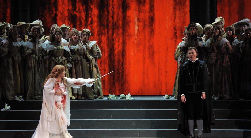 Lucia di Lammermoor apre la Stagione Lirica 2020 della Fondazione Arena di Verona al Teatro Filarmonico, 26 gennaio - 2 febbraio 2020