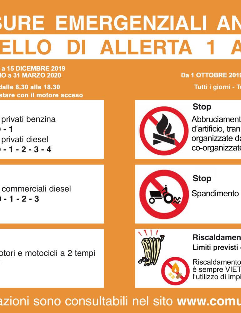 """A Venezia superata la soglia di PM10 in atmosfera: scatta il livello 1 """"Arancione"""""""