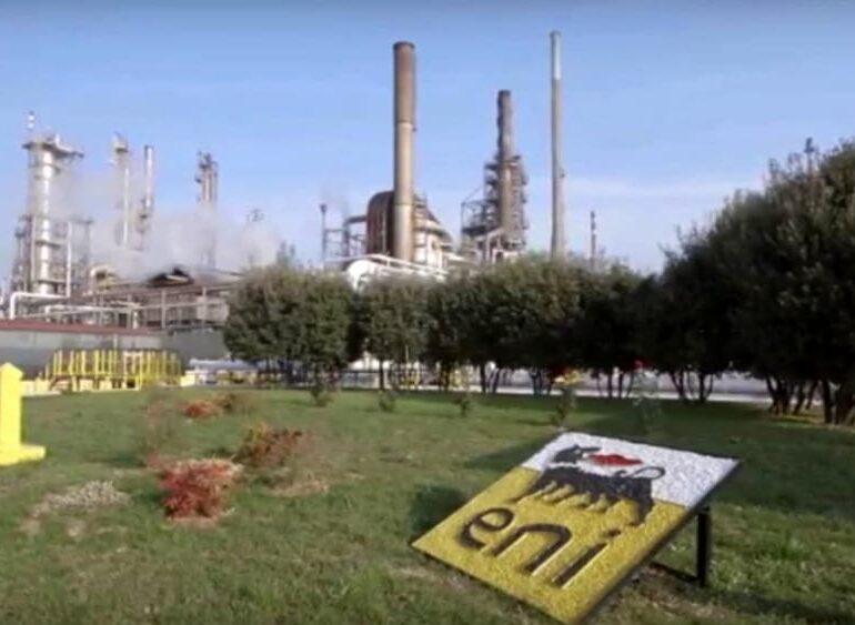 Raffineria Eni di Porto Marghera: da martedì 7 gennaio fermata dell'impianto Ecofining per sostituzione del catalizzatore dell'impianto HF2