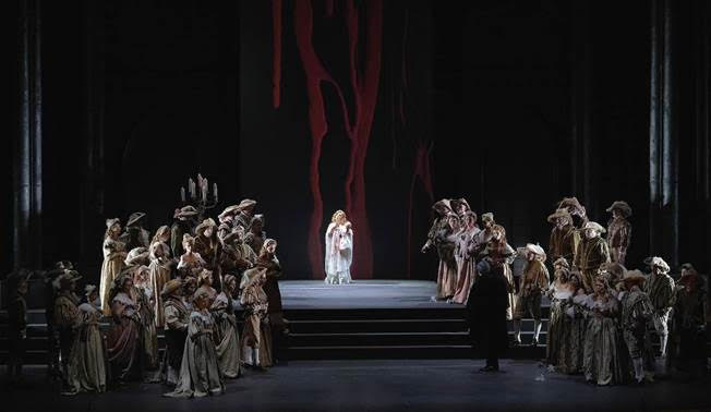"""Calorosi applausi per """"Lucia di Lammermoor"""", titolo inaugurale della Stagione Lirica 2020 della Fondazione Arena di Verona al Teatro Filarmonico"""