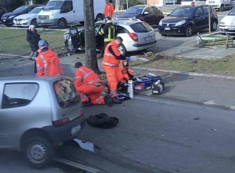 Incidente mortale in Viale Venezia. Deceduta una donna di 75 anni