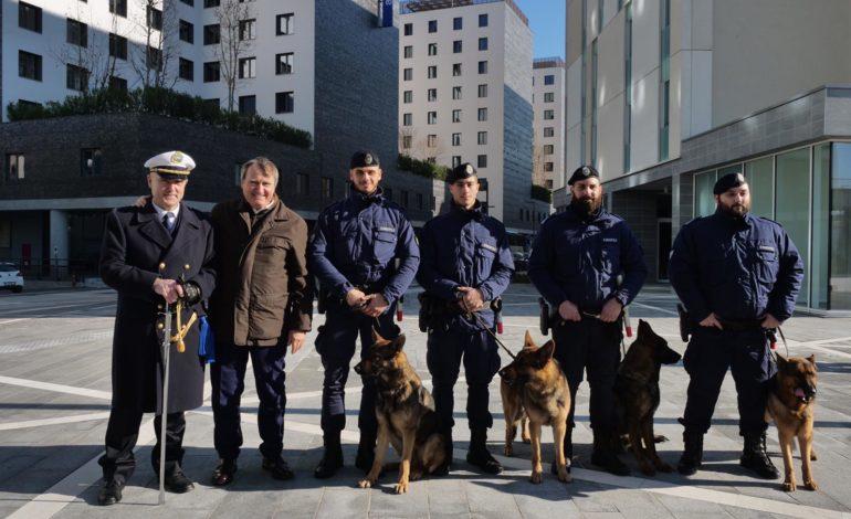 """A Mestre la festa della Polizia locale. Il sindaco Brugnaro: """"Sono orgoglioso di quanto è stato fatto, il malaffare da noi ha vita difficile"""""""