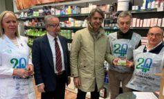 XX Giornata raccolta farmaco. A Verona oltre 14mila farmaci donati e 154 farmacie aderenti