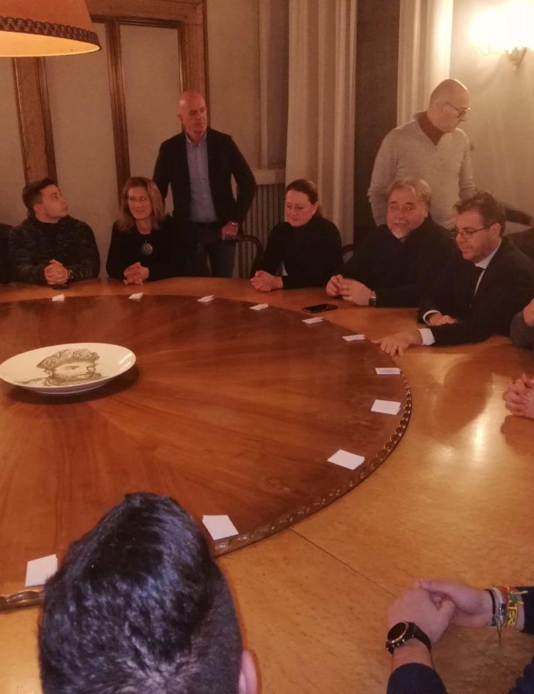 A Ca' Farsetti consegnati buoni per 10mila euro totali ai Giovanissimi della Regata Storica 2019
