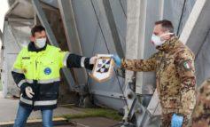 Al 3° Stormo incontro con la Protezione Ambientale Civile di Bussolengo (VR)