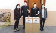 Coronavirus. Task Force per gestione donazioni. Arrivate al Comune oltre 36 mila mascherine