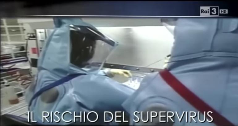 Il caso del video del Tgr Leonardo 2015 sul supervirus