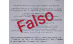 VERONA – Verona: Covid-19 e Sicurezza. Falso volantino intestato al Ministero dell'Interno: la Polizia di Stato invita la comunità a disattendere le indicazioni riportate e a chiamare immediatamente il 113