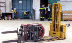 Incidenti lavoro: muore operaio a Campolongo Maggiore. Usava muletto per carico-scarico