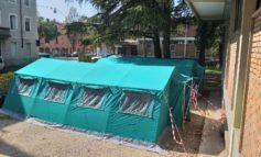 Coronavirus. Tende per garantire spazi diurni agli ospiti dei dormitori comunali