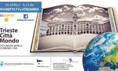 Il 29 aprile alle ore 21 su Telequattro e in diretta streaming su Facebook: Trieste lancia la sua sfida internazionale
