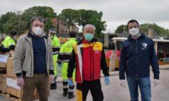 600.000 mascherine acquistate dal Comune, iniziata la distribuzione a 120mila nuclei familiari di Venezia
