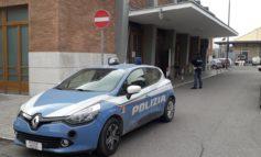 Verona - Rapinatore arrestato dalla Polizia di Stato nella stazione ferroviaria di Verona Porta Vescovo.