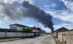 Incendio a Porto Marghera: si invita la cittadinanza in via precauzionale a non raccogliere a scopo alimentare ortaggi o frutta nei territori di Marghera e Mestre