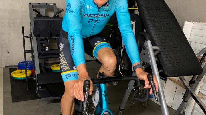 Al via oggi la quinta tappa del Giro d'Italia Virtual. Fuglsang, Kruijswijk e Gesink si sfideranno in Valtellina, sulla salita ai Laghi di Cancano
