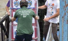 """Un nuovo carico di kit alimentari in dono al Comune e destinato all'Emporio Sant'Alvise. L'assessore Venturini ringrazia il donatore: """"Grande gesto di solidarietà a sostegno del nostro lavoro"""""""