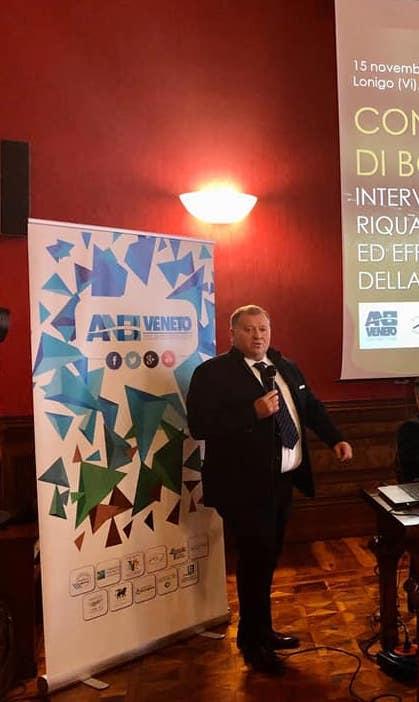 Consorzio L.E.B. Moreno Cavazza riconfermato alla guida dell'Ente per i prossimi cinque anni