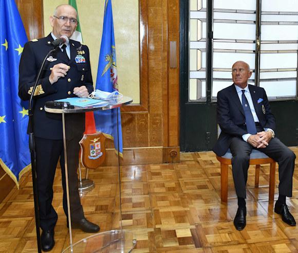 Associazione Arma Aeronautica: il Generale Giulio Mainini è il nuovo Presidente