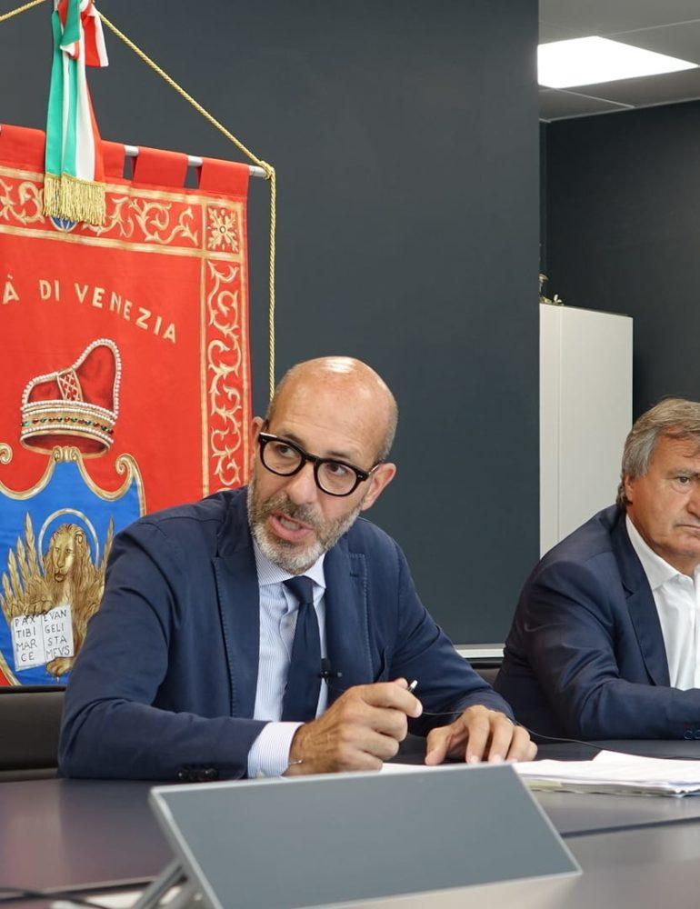 """""""Ripresa Venezia"""": presentata oggi la manovra di assestamento di bilancio e verifica degli equilibri da oltre 130 milioni di euro. Brugnaro: """"Vogliamo dare speranza a chi è preoccupato per il futuro: questa città ha tutti i numeri per ripartire"""""""