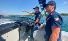 Peschiera del Garda – Imbarcazioni da diporto straniere noleggiate abusivamente sul Garda: la Polizia di Stato sanziona il titolare di una ditta tedesca