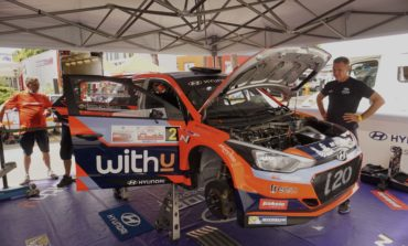 Scandola-D'Amore pronti a rientrare nel vivo della stagione rally 2020