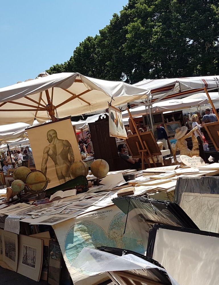 Edizione straordinaria: Verona Antiquaria d'agosto. Mercato dell'antiquariato, del collezionismo, del modernariato e del vintage, domenica 2 Agosto