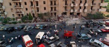 19 luglio. Uniti per la legalità per ricordare Paolo Borsellino e le vittime della strage di Via D'Amelio 2020