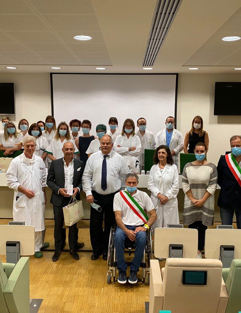 """Coronavirus: Donazzan, """"Grazie agli operatori di emergenza di Santorso e al gesto dell'imprenditore Zoccai"""""""